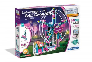 Clementoni Lunapark - laboratorium mechaniki